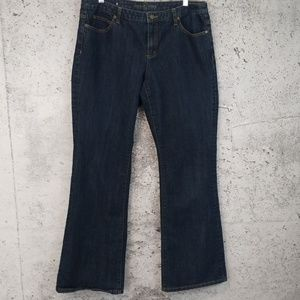 MICHAEL KORS New Denim Bootcut Jeans